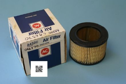 1987-1988 Chevy Corsica & Beretta Air Filter, New In Box